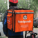 PK-64B: Pizza delivery backpack for motorbike, restaurant food delivery bags, 16