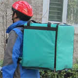 PK-76G: Backpack delivery bag for cycle, bike thermal backpacks, pizza takeaway bags, 16