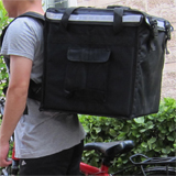 PK-64V: Rider delivery bags, road runner bags, cyclist's backpacks, food backpacks, 16