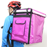 PK-65AP: Premium food delivery backpacks for comfort for both hot and cold food, 16