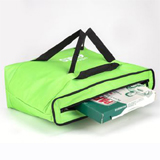 PK-55A: Insulated pizza delivery bags near me, custom pizza delivery backpacks, 18