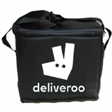 PK-21U: Deliveroo delivery bags, handbags for Chinese food delivery, thermal bags, 12