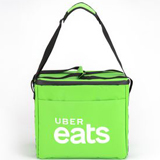 PK-32G: Uber Food delivery hot and cooler bags, ubereats handbags, keep food hot, 16