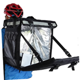PK-65A: Best cyclist food delivery backpack, takeaway food delivery solutions, 16